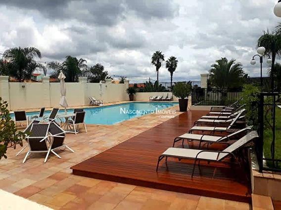 Apartamento Com 3 Dormitórios À Venda, 95 M² Por R$ 738.000 - Mansões Santo Antônio - Campinas/sp - Ap0612