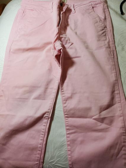 Pantalon Mujer - Zara