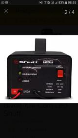 Carregador Bateria Carro Moto 12v 10 Ampéres