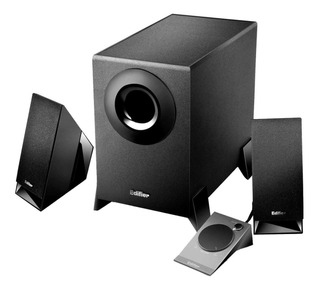 Home Theater 2.1 Edifier M1360 Con Sub Woofer 16w Cuotas