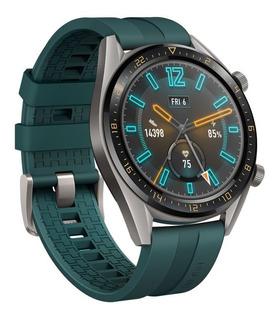 Smartwatch Huawei Watch Gt Com Gps 4,6 Cm - Cinza Titanium