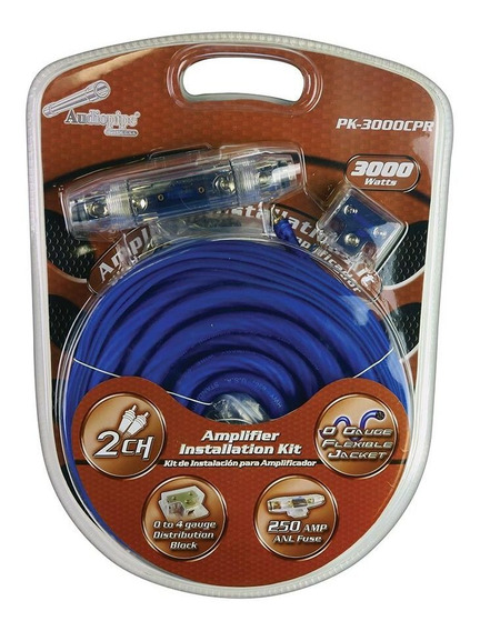 AUDIOP CB100AP Audiopipe 100Amp Manually Resettable Circuit Breaker