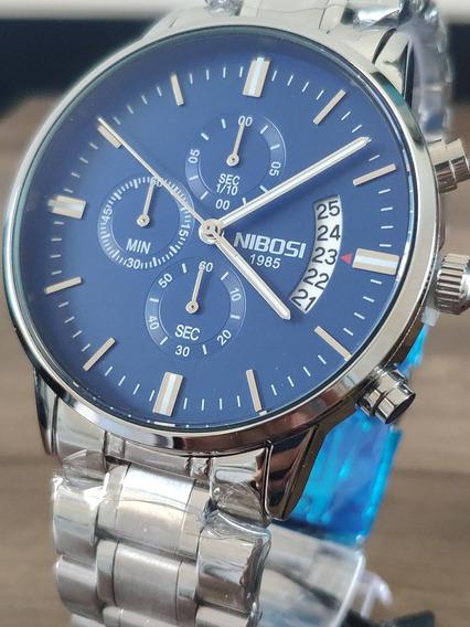 Relógio Original Nibosi 2309 - A Prova D