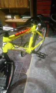 Bicicleta Tomaselli Kids Rodado 20