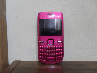 Celular Nokia C3-00 Type Rm-614 Operadora Vivo Funcionando