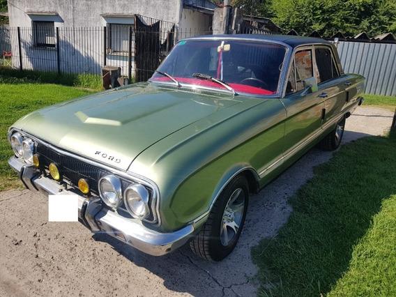 Ford Falcon Nafta Gnc 1970
