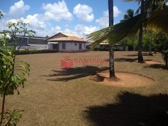 Terreno Com Escritório Em Pitangueiras, Lauro De Freitas. - 93150049