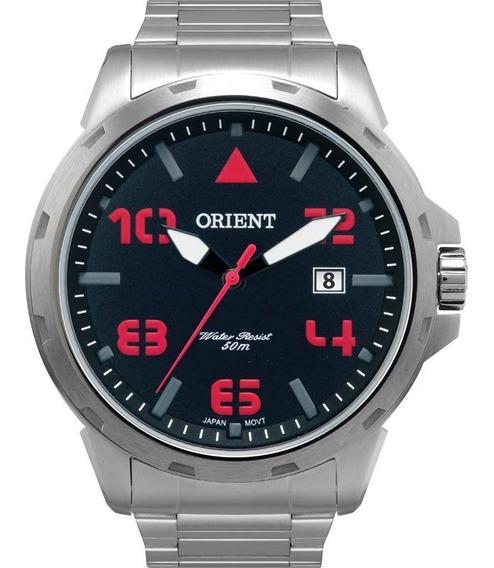 Relogio Masculino Orient Mbss1195a P2sx Prata Esportivo
