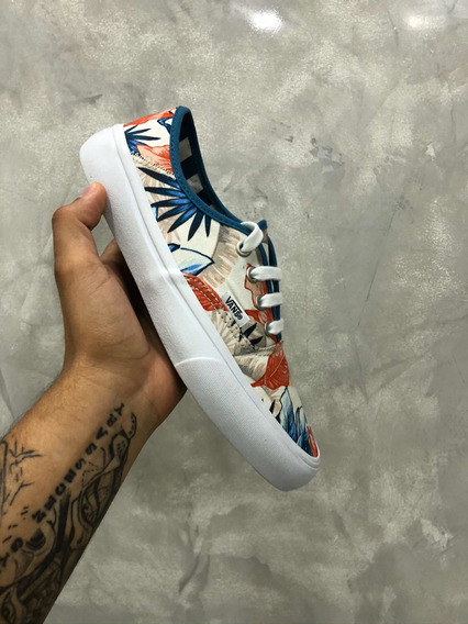 Vans Authentic Vintage Rio / Blue Shapphire