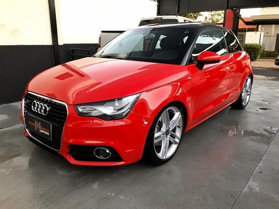 Audi A1 1.4 Tfsi 2012 Impecável Baixa Km