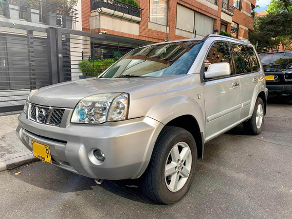 Nissan X-trail 2.5l 4x4 At Ltd 2500cc Aa Fe 2006
