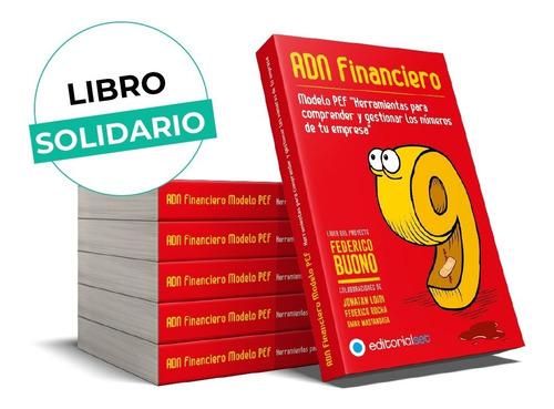Libro Adn Financiero. Método Pef. Proyecto Solidario.