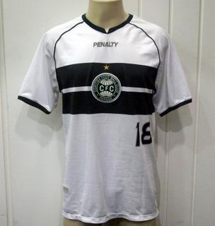 Camisa Coritiba Penalty 2002 #18 G De Jogo