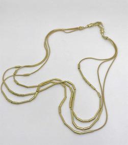 Glitter Joias - Colar Gargantilha Grife Em Ouro E Diamantes