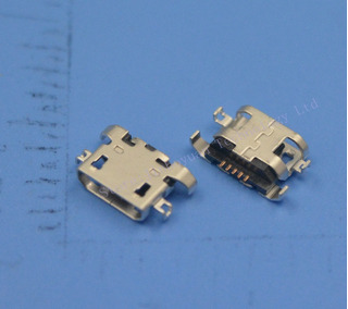Kit 5 Conectores Carga Motorola Moto E3 Original