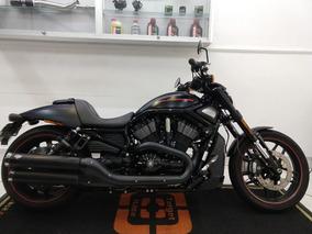 Harley Davidson Night Rod Special Preta 2015 - Target Race