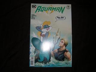Comic Aquaman #45 Dc Portada Variante