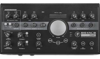 Mackie Big Knob Studio+ Controlador De Monitor Cuotas