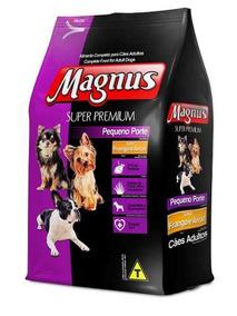 Ração Magnus Super Premium 10.1kg Adulto Pequeno Pote