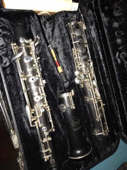 Oboe Selmer Signet Soloist Mod 121