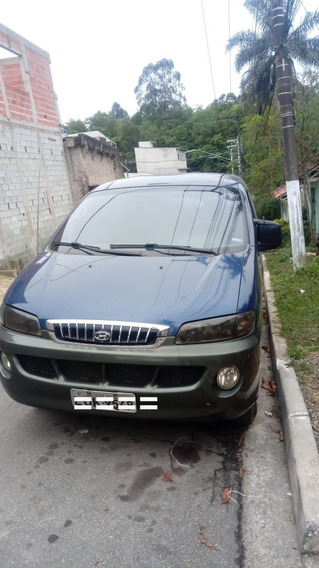 Hyundai H1 2.6 Svx 4p 2001