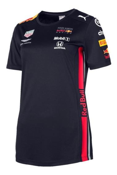Playera Red Bull Aston Martin Dama Nuevo **modelo 2019**