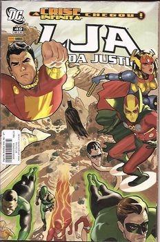 Liga Da Justiça Vol. 49 - 1ª Série (pani Não Informado