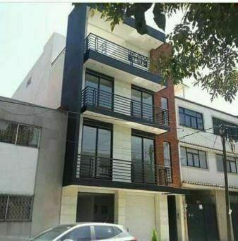 Imagen 1 de 8 de Portales Norte Edificio Venta Benito Juarez Cdmx