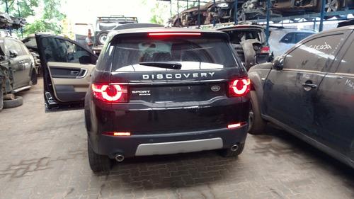 Sucata Land Rover Discovery Sport S Hse 2015 Bartolmeu Peças