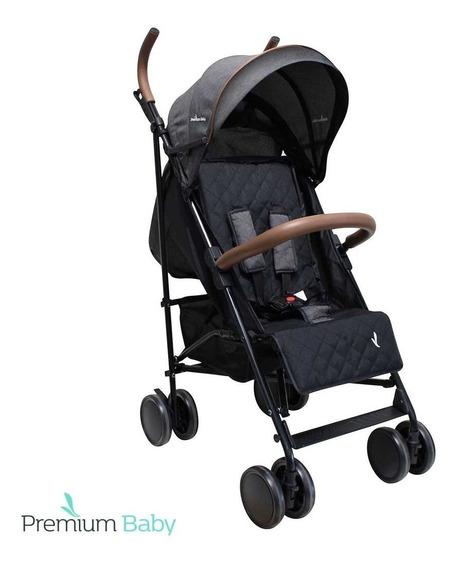 Coche Paragua Premium Baby Kinetic Black