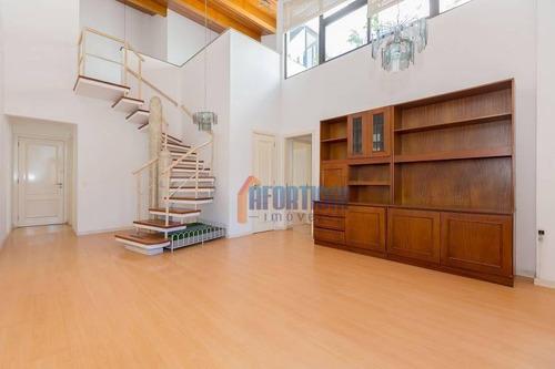 Cobertura Com 4 Dormitórios À Venda, 178 M² Por R$ 1.200.000,00 - Cabral - Curitiba/pr - Co0031