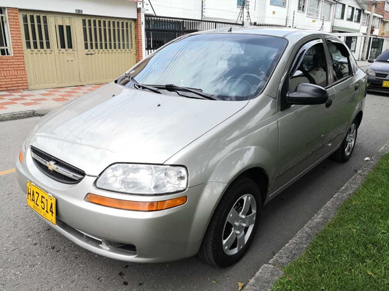 Chevrolet Aveo Family S/a