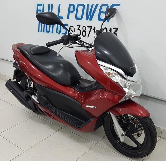 Honda Pcx 150 Vermelha 2014/14