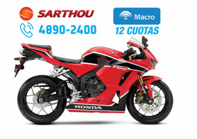 Honda Cbr 600rr 2017 0km Cbr 600 Rr Honda Oficial Sarthou