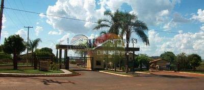 Terreno Residencial À Venda, Centro, Cravinhos - Te1292. - Te1292