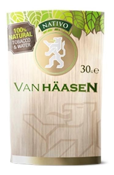 Pack X10 Van Haasen Nativo Original Intenso Todos Blends
