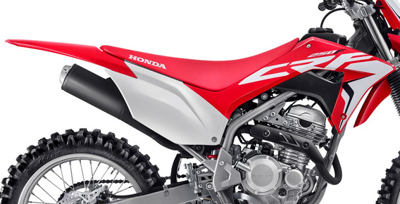 Honda Crf250f