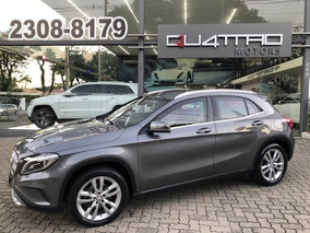 M. Benz Gla 200 Advance 1.6 Turbo Cgi Blindado 2016