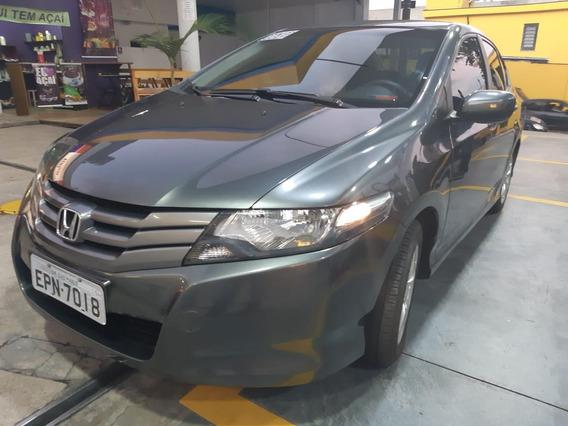 City 2010 1.5 16v Flex Automático