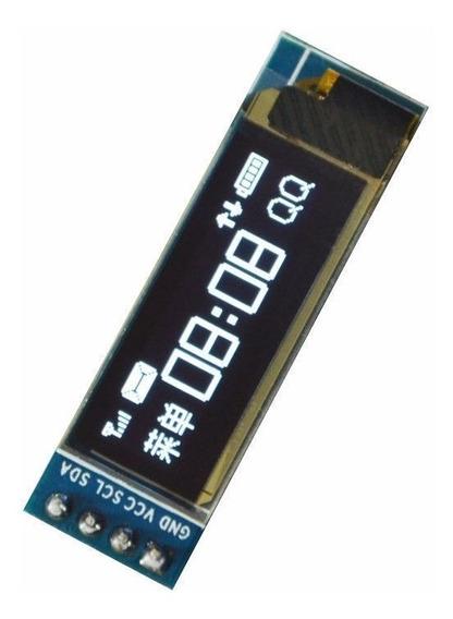 Oled Lcd Display Modulo Para Arduino Raspberry Pic Galileo