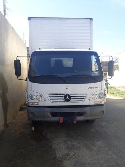 Mercedes-benz 715 Caminhão Agregado Lojas Renner