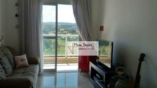 Imagem 1 de 30 de Apartamento Com 3 Dormitórios À Venda, 75 M² Por R$ 360.000,00 - Pinheirinho - Vinhedo/sp - Ap0293