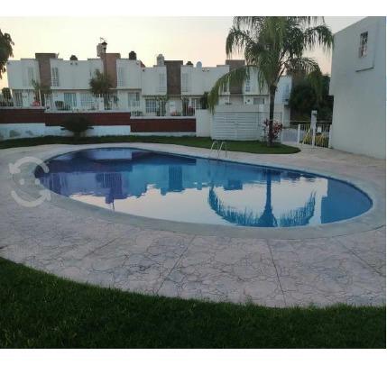 Imagen 1 de 9 de ¡oportunidad Casa En Privada Con Alberca En Xochitepec¡ Dip