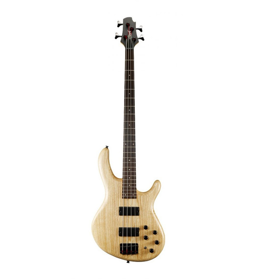 Bajo Cort Action Deluxe Mark Bass Natural - Oddity