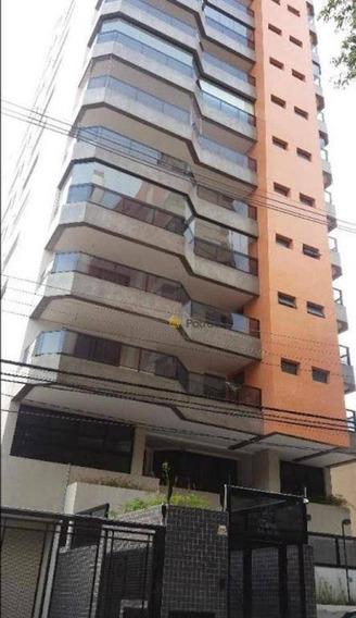 Apartamento 4 Dormitórios Sendo 3 Suítes, 3 Vagas, Sacada Gourmet 202 M² - Vila Caminho Do Mar - São Bernardo Do Campo/sp - Ap2396