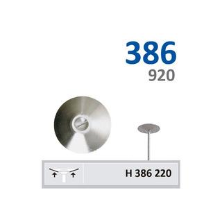 Disco Para Ceramica Acrilico Resina Yeso Dental 386 220