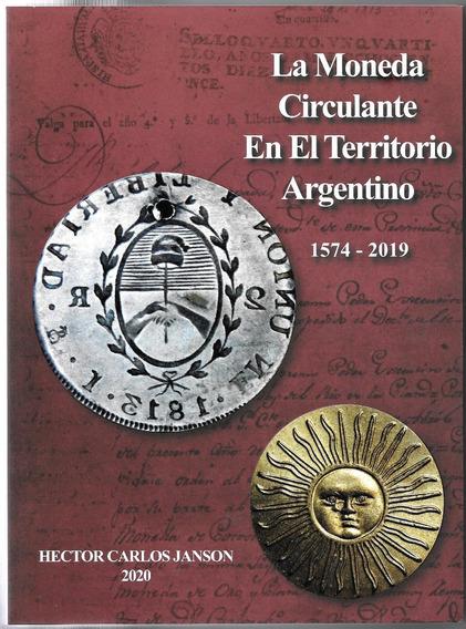 Nuevo Catalogo Monedas Argentinas 1574 2019 Janson 763 Paginas Edicion 2020