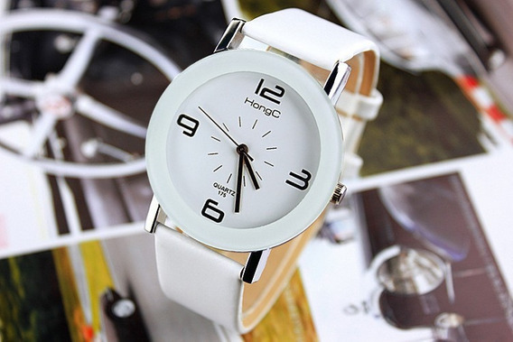 Relógio Feminino Quartzo Hongc