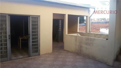 Casa Com 5 Dormitórios À Venda, 1 M² Por R$ 450.000,00 - Núcleo Residencial Beija-flor - Bauru/sp - Ca0845