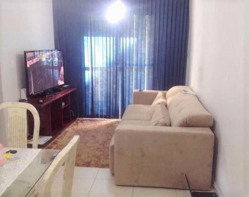 Imagem 1 de 8 de Apto Na Vila Formosa Com 2 Dorms, 1 Vaga, Sacada, 63m², Lazer, Excelente Localização. - Ap0019